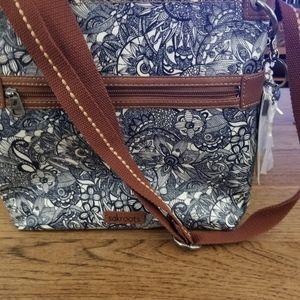 NWT Sakroots crossbody purse